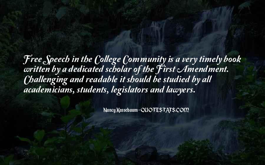 Quotes For Students In College #1346095
