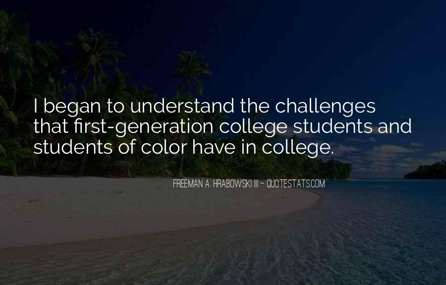 Quotes For Students In College #1521473
