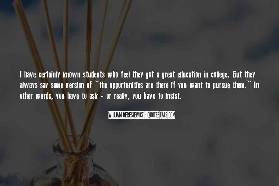 Quotes For Students In College #1551185
