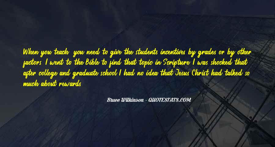 Quotes For Students In College #207038