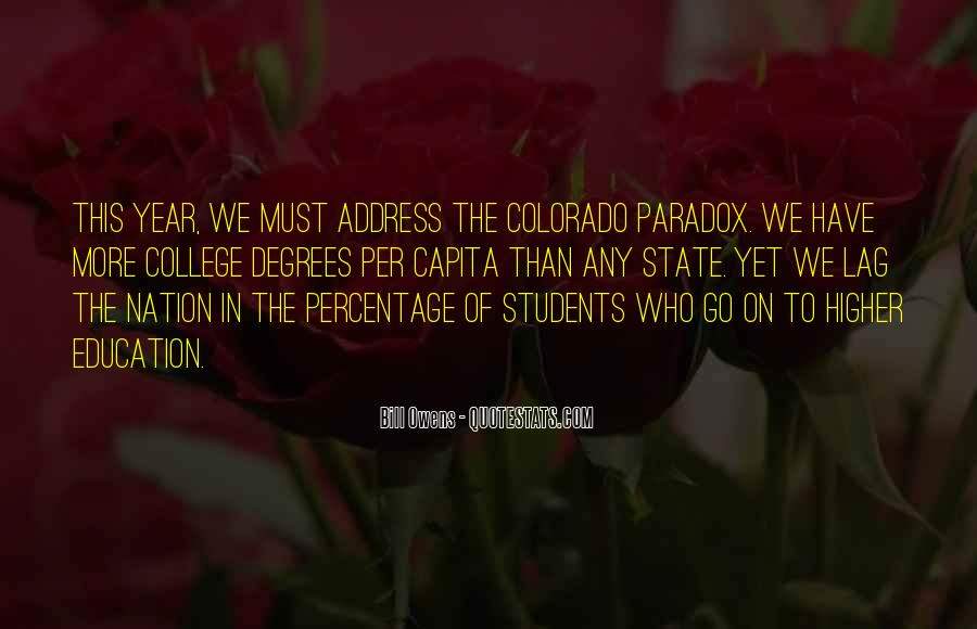 Quotes For Students In College #269586