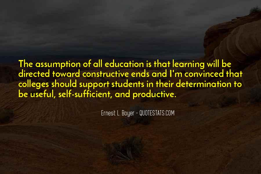 Quotes For Students In College #292796
