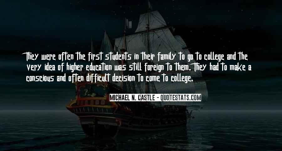 Quotes For Students In College #312757