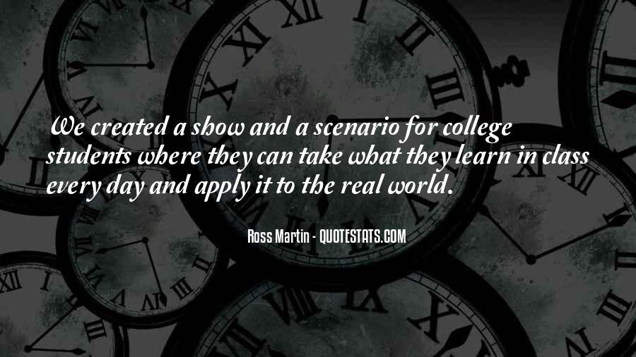 Quotes For Students In College #361411