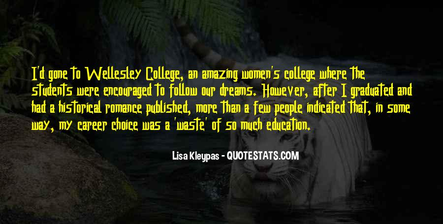 Quotes For Students In College #523374