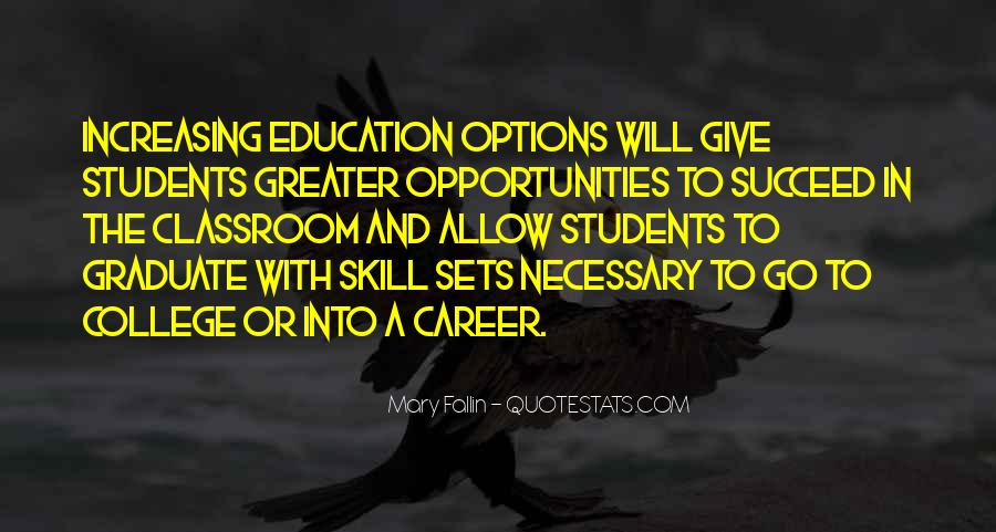 Quotes For Students In College #525600