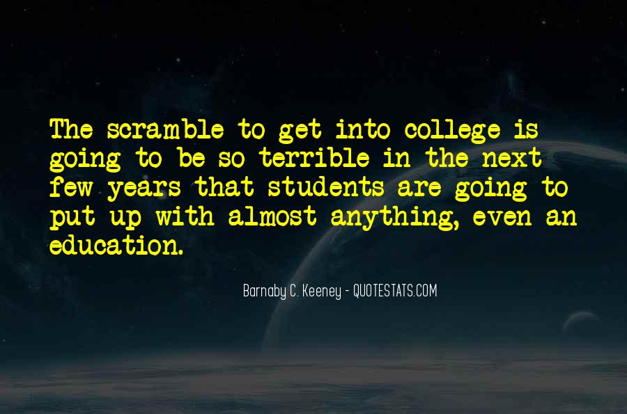 Quotes For Students In College #60438