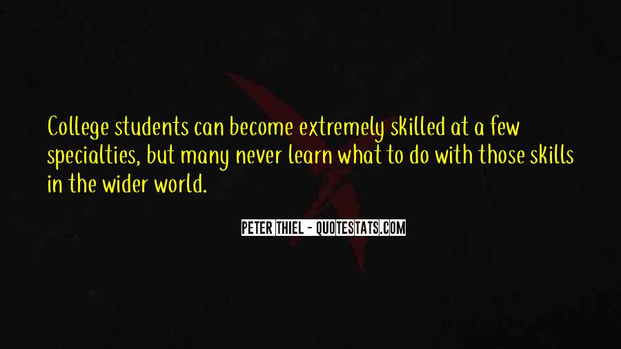 Quotes For Students In College #62774