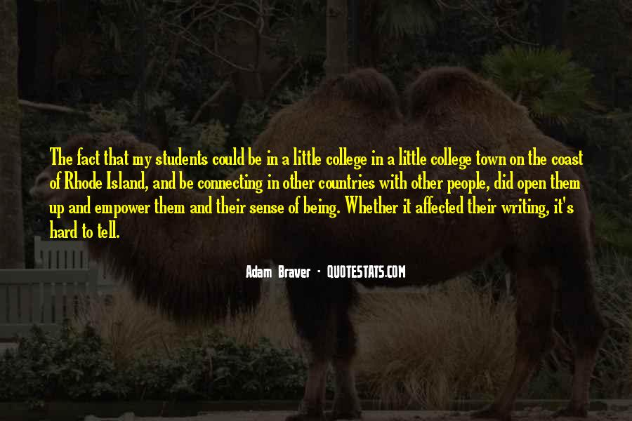Quotes For Students In College #670866