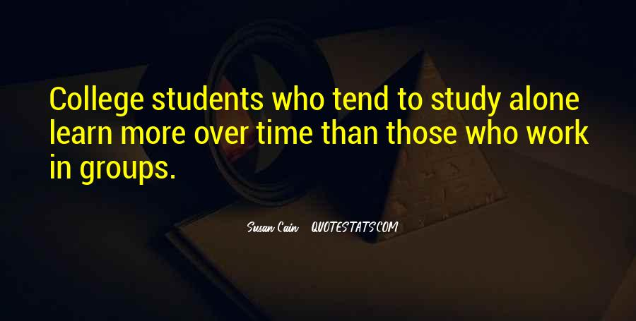 Quotes For Students In College #759782