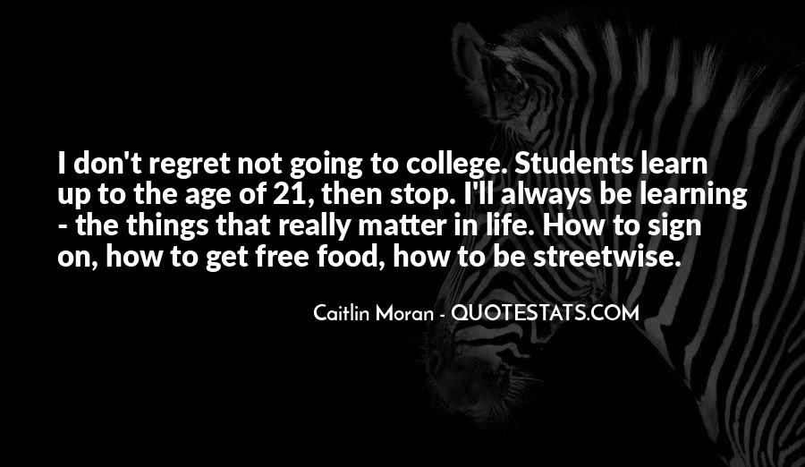 Quotes For Students In College #874647