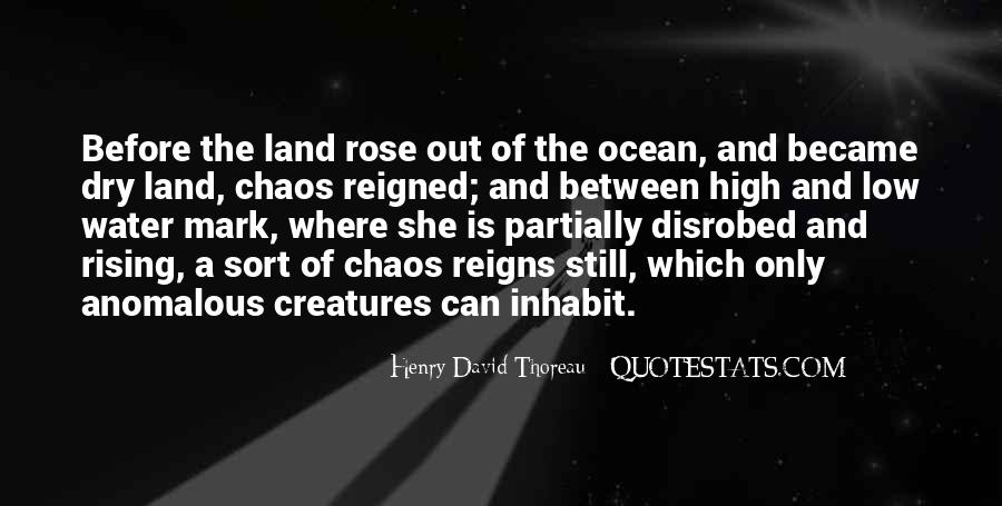 Quotes About Ocean Creatures #1712248