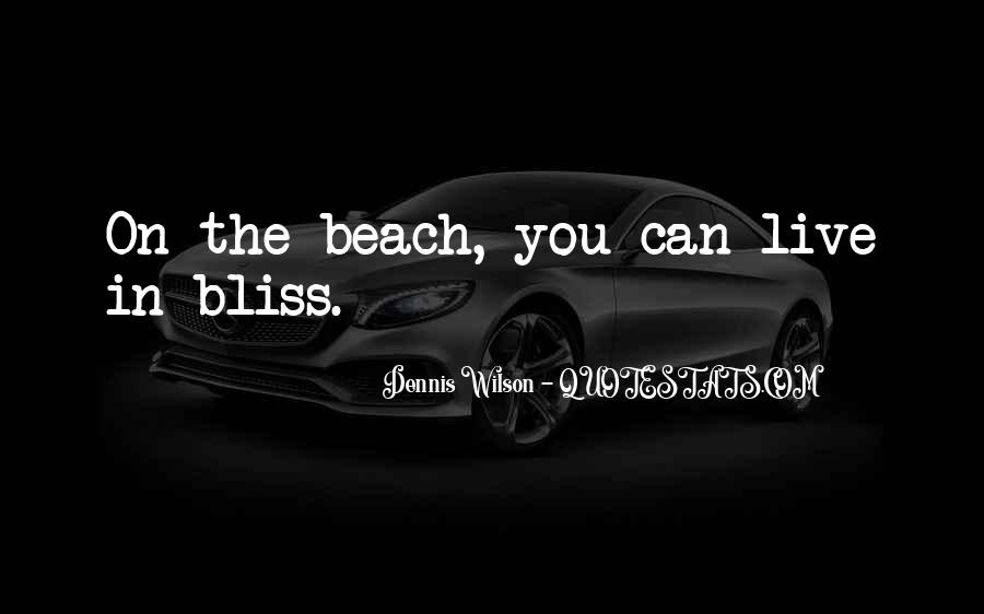 Quotes About Ocean Beach #1757571