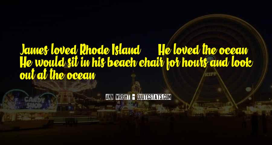 Quotes About Ocean Beach #1765398