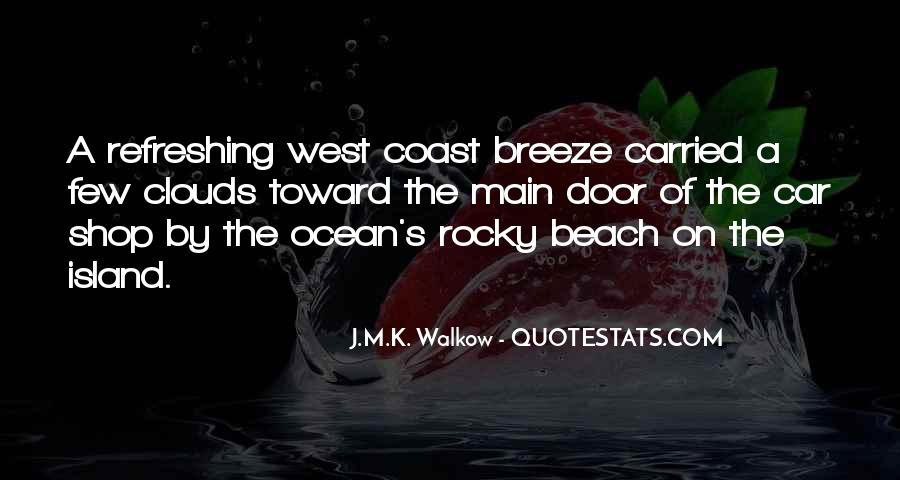 Quotes About Ocean Beach #1827905