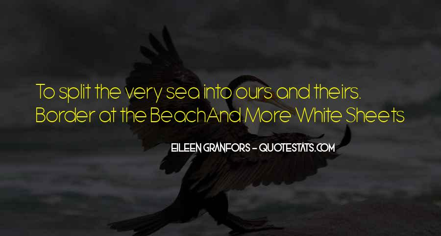 Quotes About Ocean Beach #29214