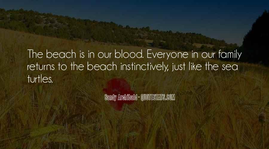 Quotes About Ocean Beach #356631