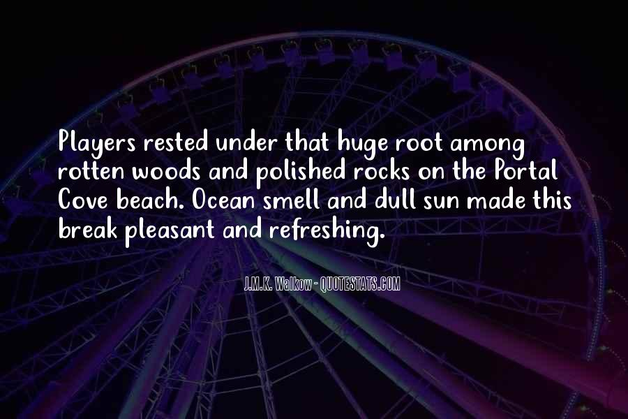 Quotes About Ocean Beach #879821