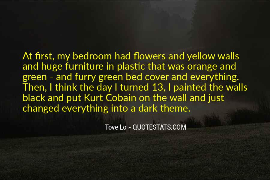Quotes For The Bedroom Wall #1370061