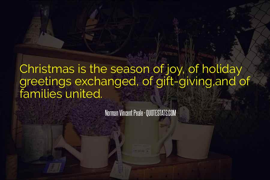 Quotes For The Christmas Season Of Giving #1338026