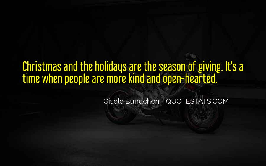 Quotes For The Christmas Season Of Giving #404804