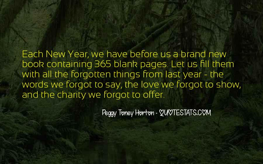 Quotes For The New Year Love #1150621