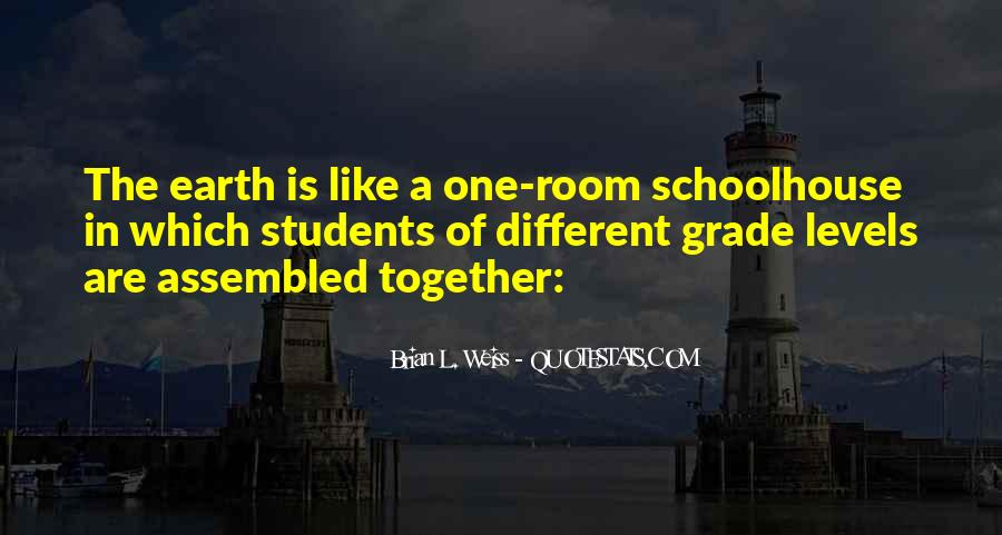 Quotes For Third Grade Students #1642342