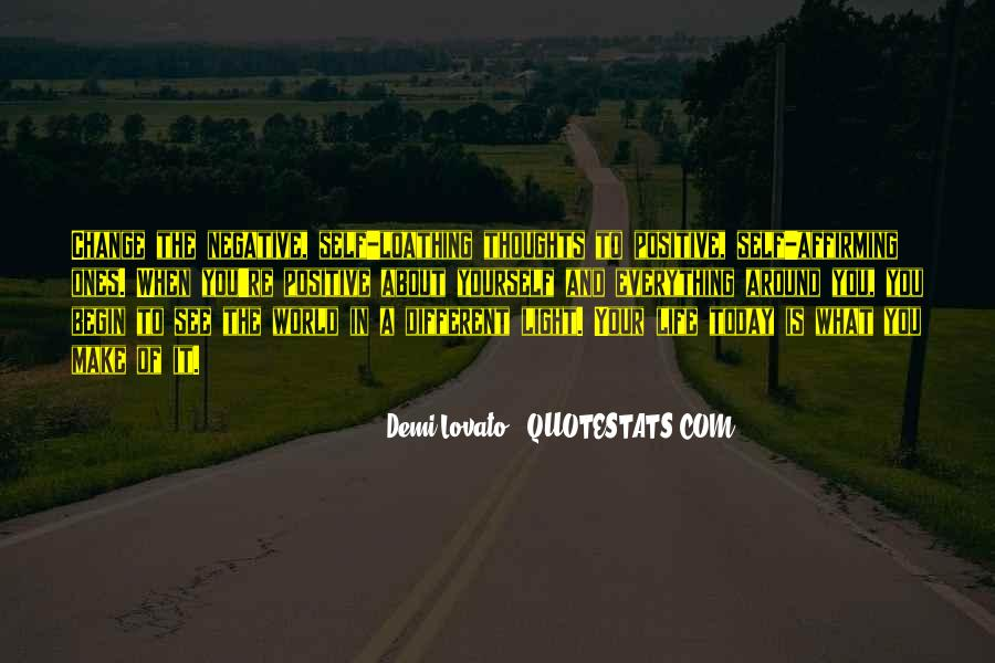 Quotes For Today About Life #1562101