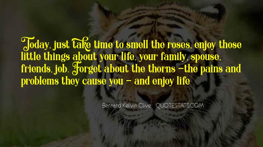 Quotes For Today About Life #1595137