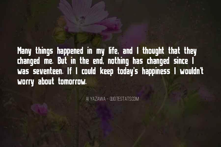 Quotes For Today About Life #444762