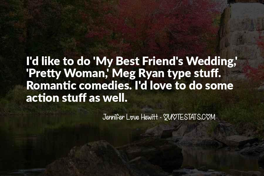 Quotes For Wedding To A Friend #1443427