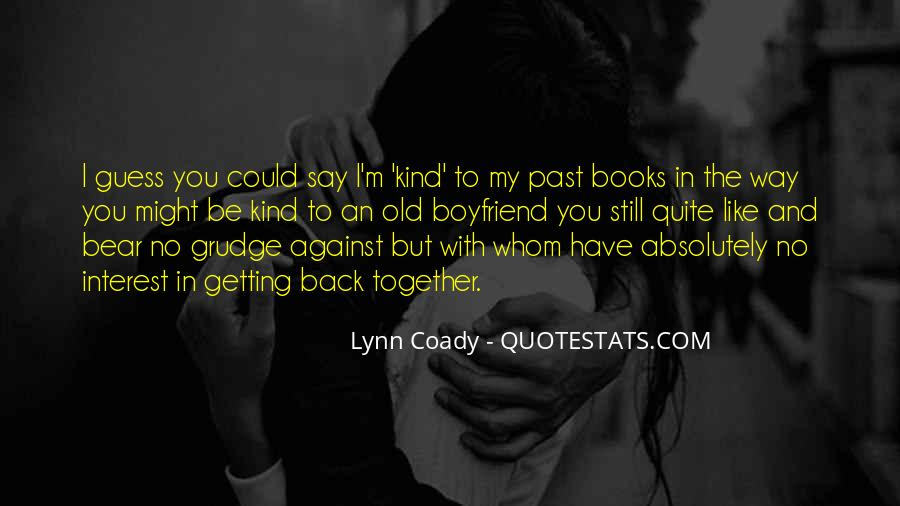 Quotes For Whom You Like #1084902