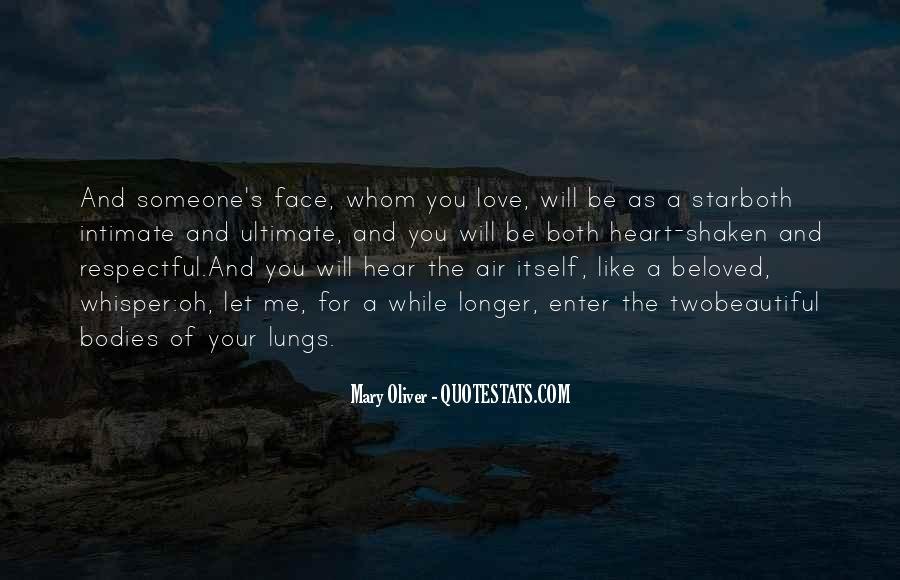Quotes For Whom You Like #113601