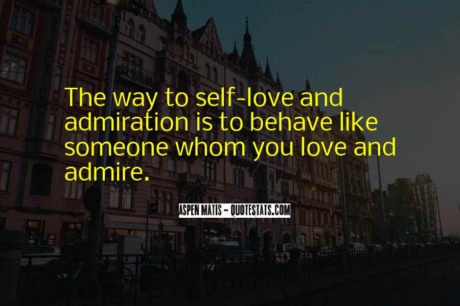 Quotes For Whom You Like #1429324