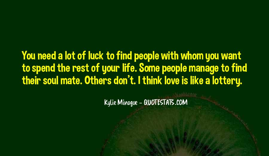 Quotes For Whom You Like #1823820