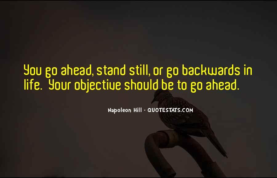 Quotes About Objective In Life #1015876