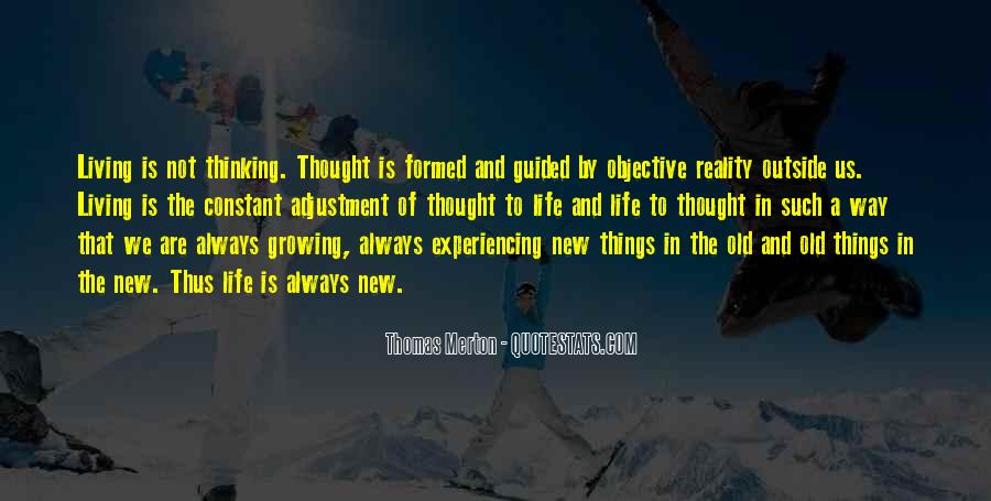 Quotes About Objective In Life #1153612