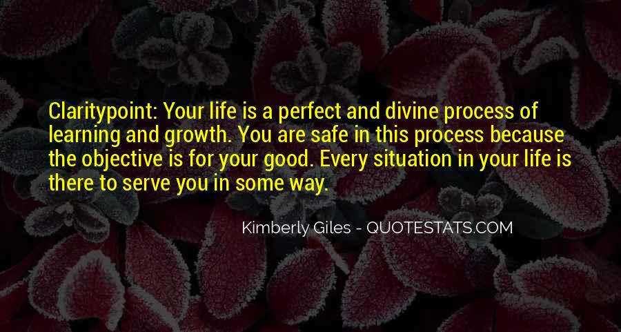 Quotes About Objective In Life #1268262