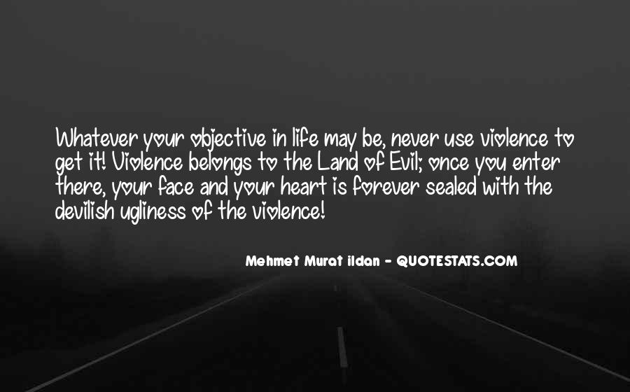 Quotes About Objective In Life #1272767
