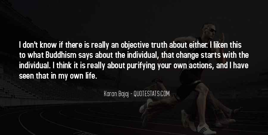 Quotes About Objective In Life #1541169