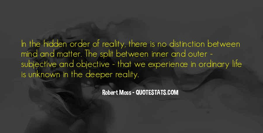 Quotes About Objective In Life #532132