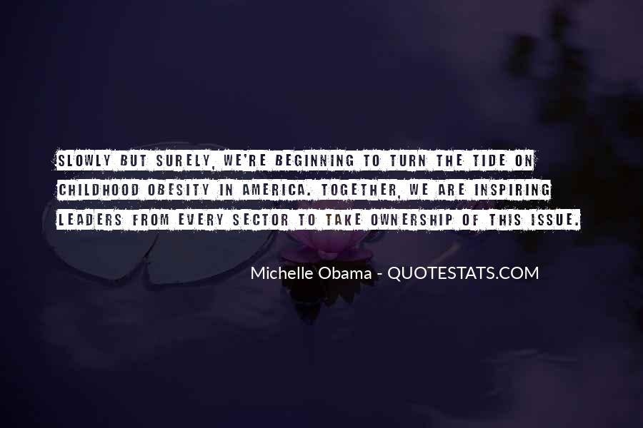Quotes About Obesity In America #1307457
