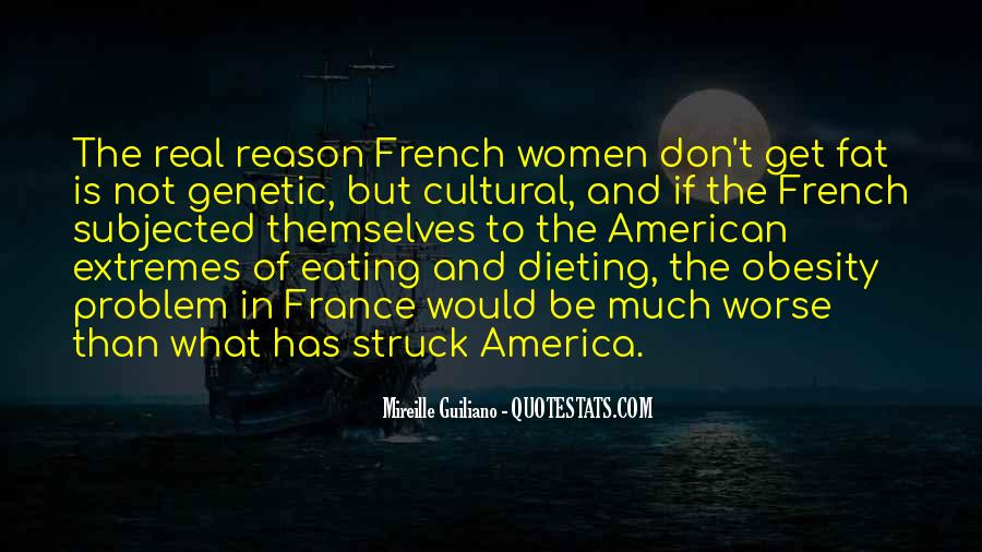Quotes About Obesity In America #1659188