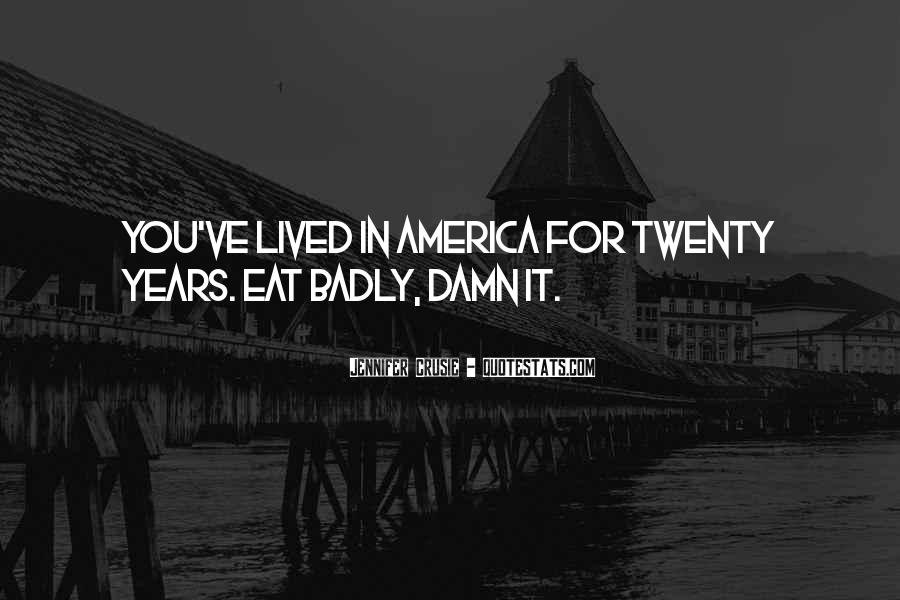 Quotes About Obesity In America #1759227
