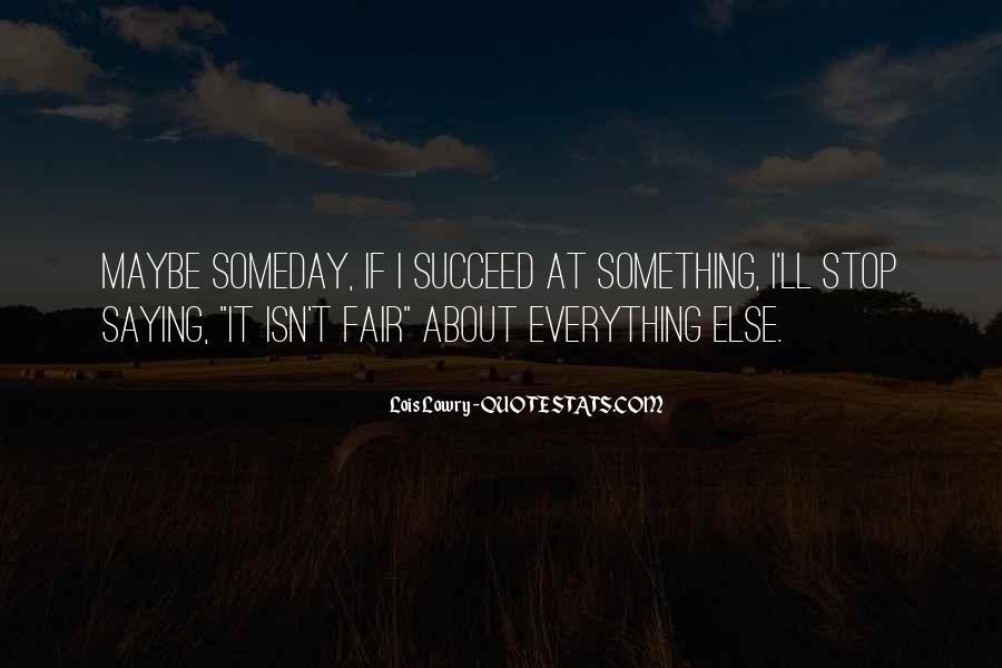 Quotes On Achievement Success #10576