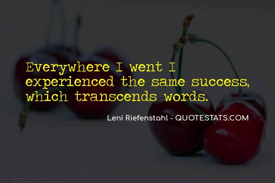 Quotes On Achievement Success #132125
