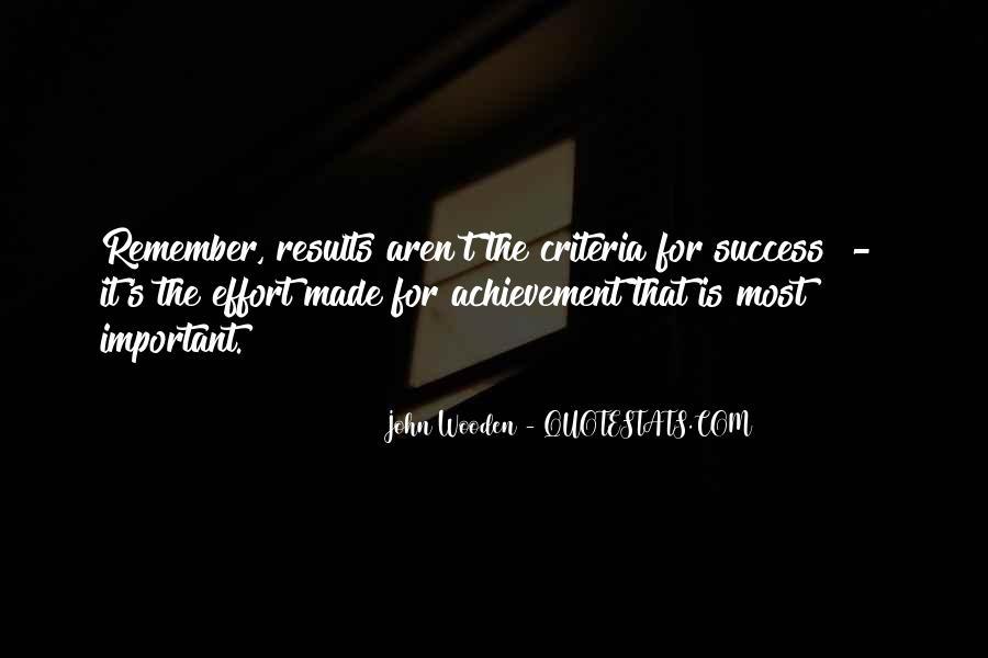 Quotes On Achievement Success #154842
