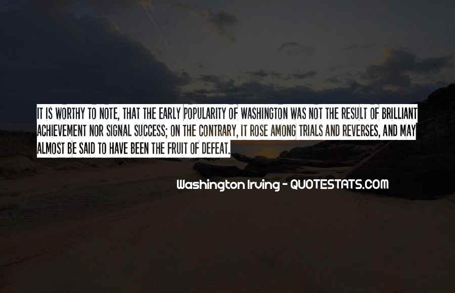 Quotes On Achievement Success #162462