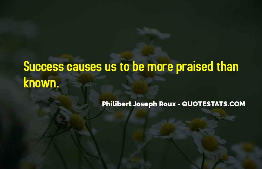 Quotes On Achievement Success #219129