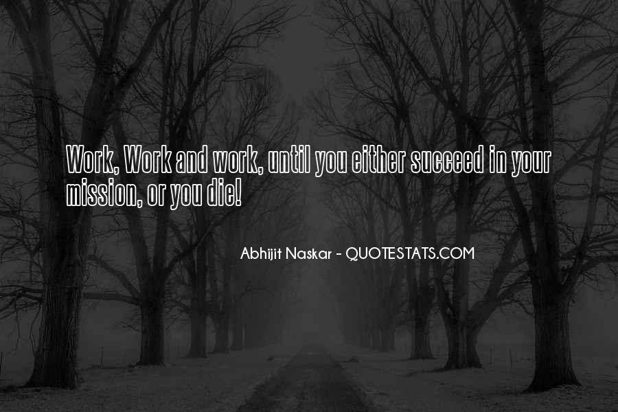 Quotes On Achievement Success #235134